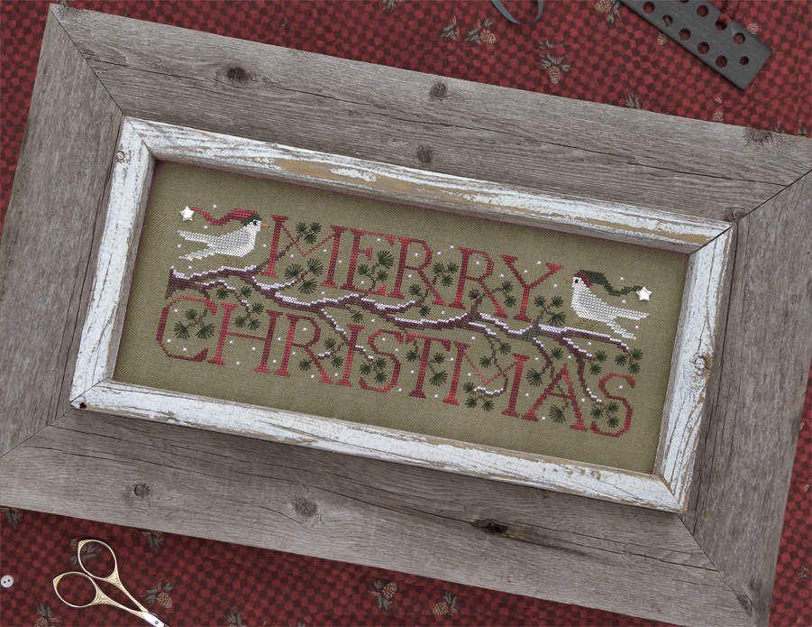 La Navidad de The Drawn Thread