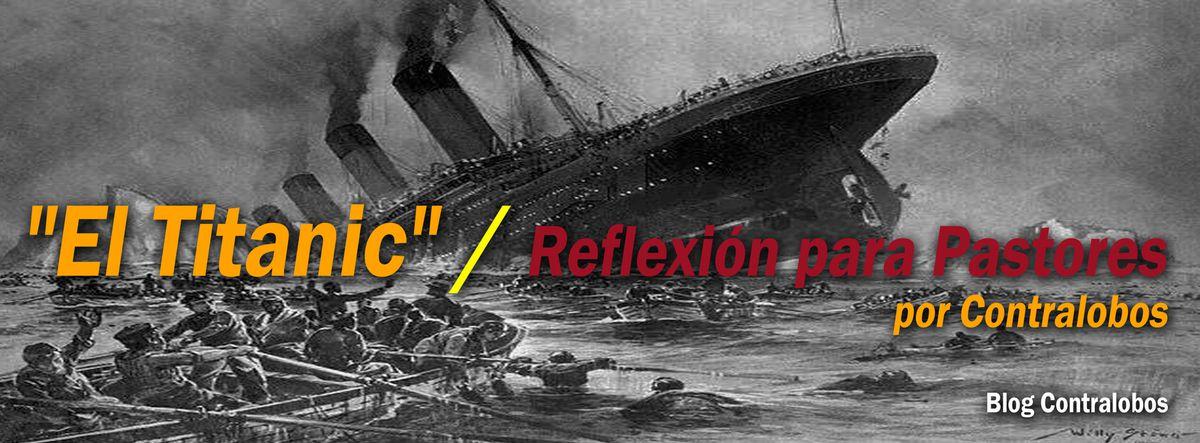 Foto: El hundimiento del Titanic, grabado de Willy Stöwer.