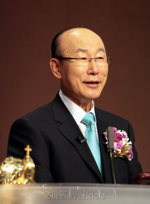Paul Yonggi Cho (David Cho)