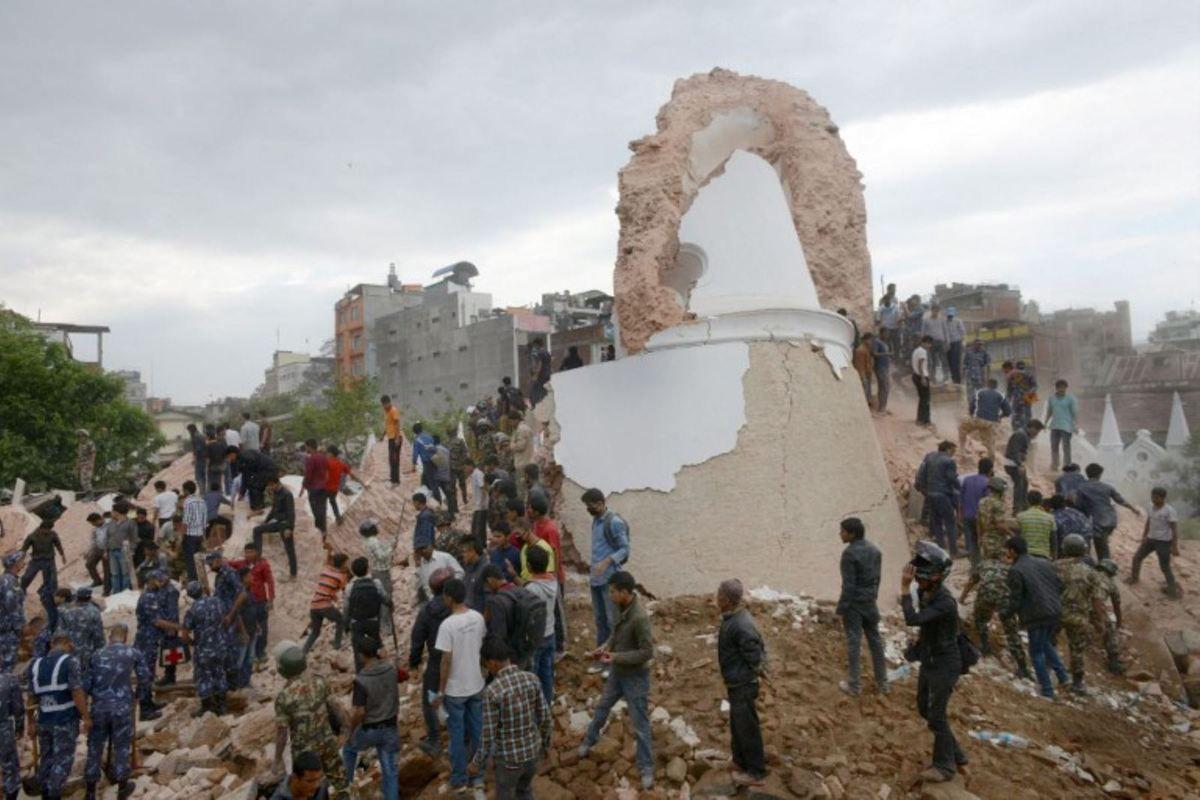 Nepal: Terremoto de 7,8° / Actualización N° 1