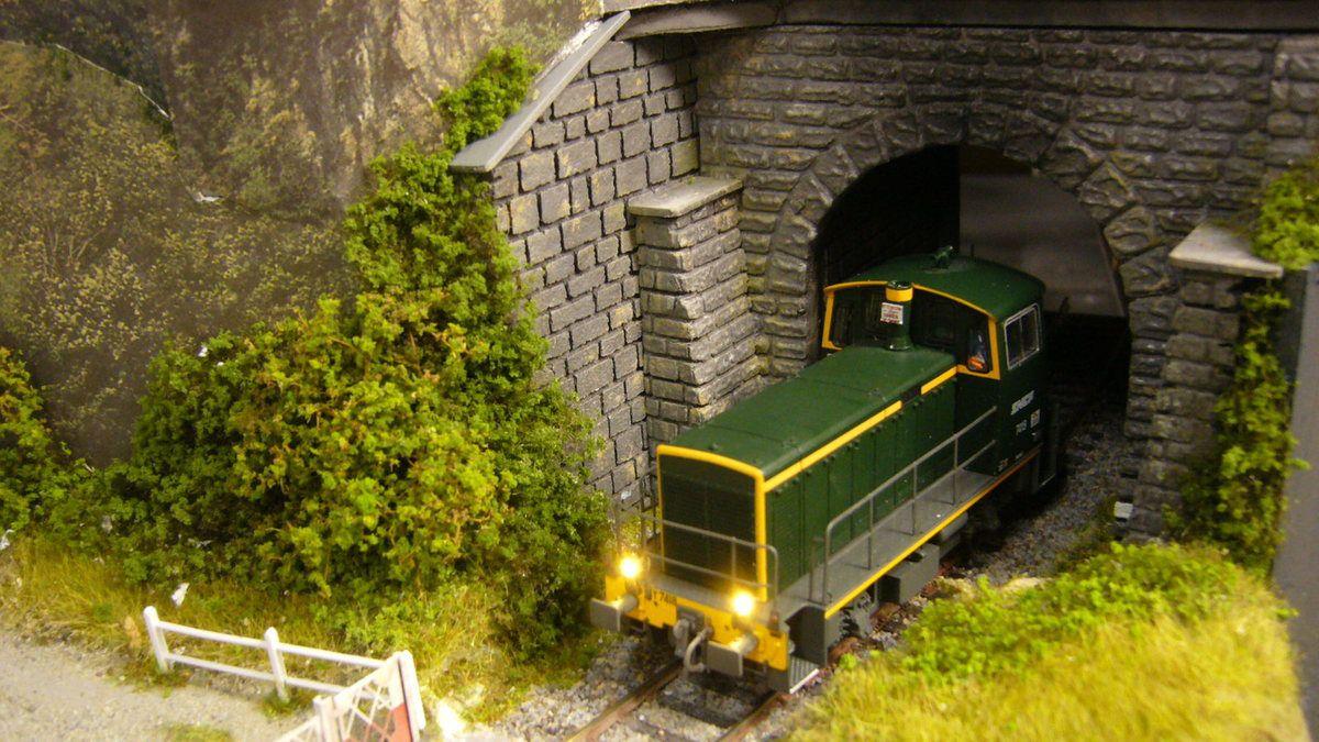 633 loco tracteur LS Models