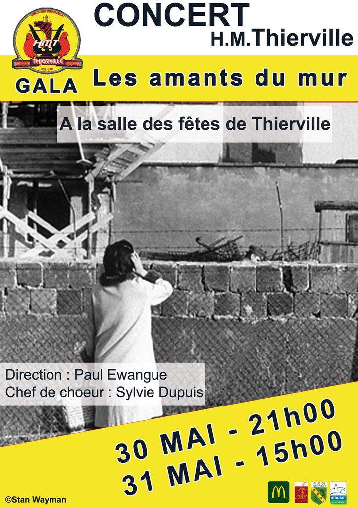 Concert de gala : Les amants du mur