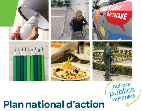 Le Plan national d'actions pour les achats publics durables