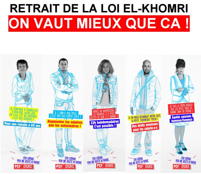 Projet de loi Valls-El Khomri : la mobilisation citoyenne peut avoir raison de la déraison
