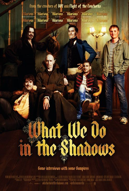 AWARDS of LEEDS FILM FESTIVAL 2014 : WHAT WE DO IN THE SHADOWS de Jemaine Clement &amp&#x3B; Taika Waititi