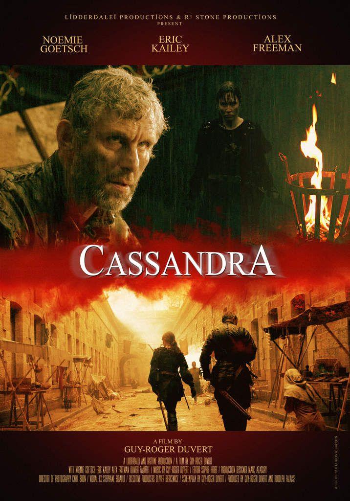 Critique du court métrage CASSANDRA de Guy-Roger Duvert (Etats Unis/ France)