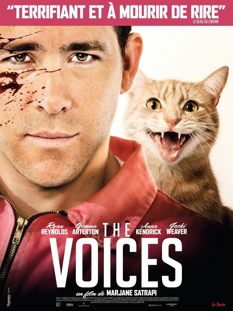 Critique de THE VOICES de Marjane Satrapi/ Allemagne)