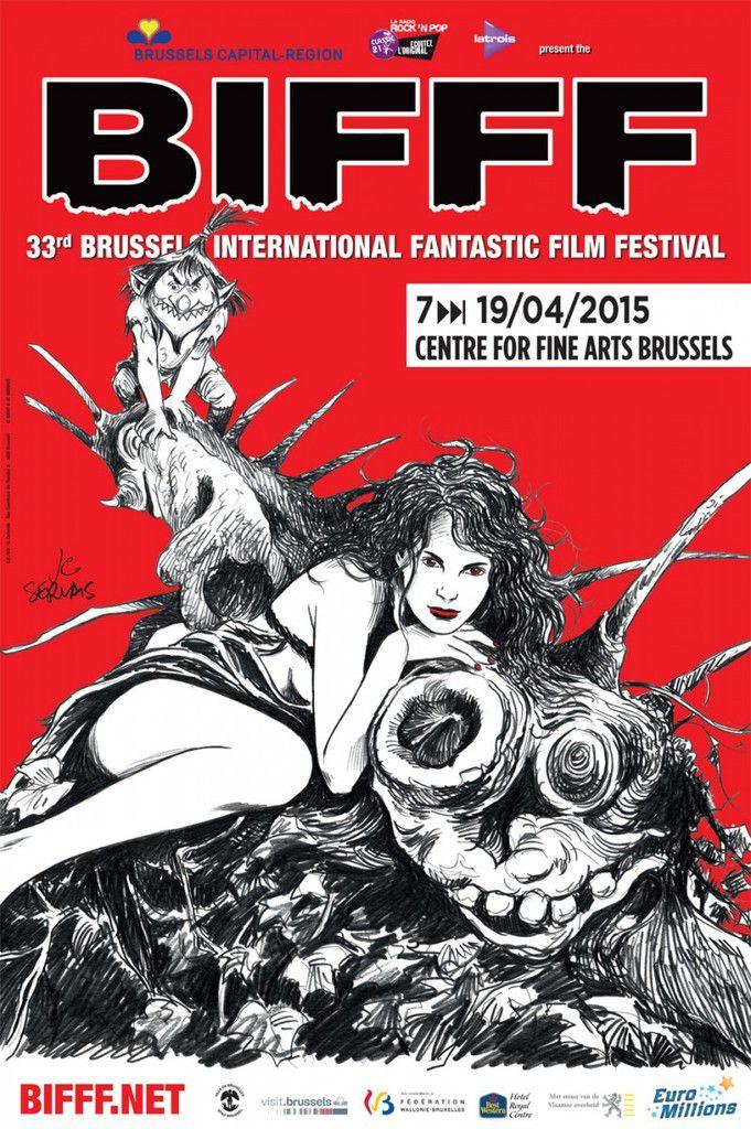 BIFFF 2015 : programme de la Compétition Européenne