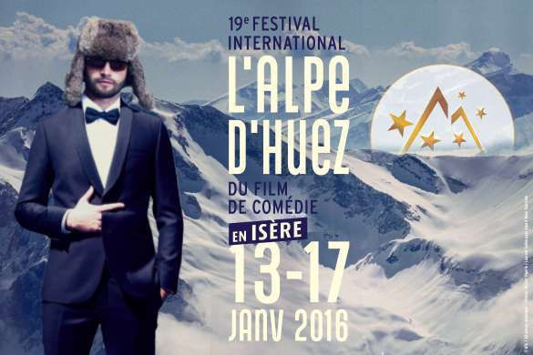 programme du festival international du film de com die de l 39 alpe d 39 huez 2016 le blog du cinema. Black Bedroom Furniture Sets. Home Design Ideas