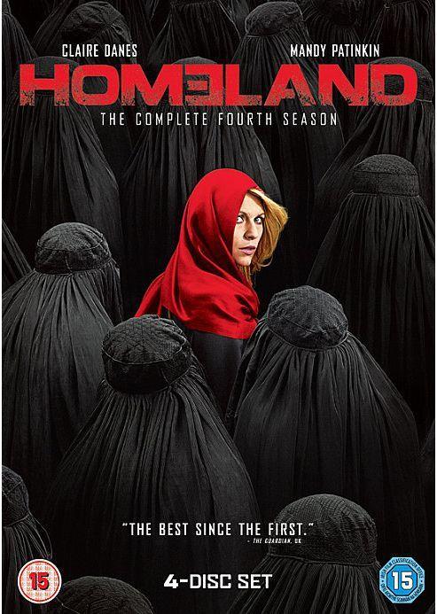 Critique de la série HOMELAND (Saison 4) créée par Howard Gordon &amp&#x3B; Alex Gansa (Etats-Unis)