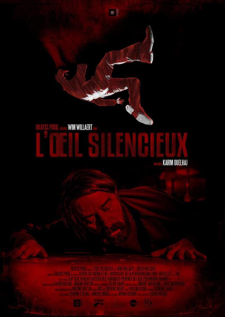 Critique du court-métrage L'OEIL SILENCIEUX de Karim Ouelhaj (Belgique)