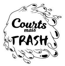 Programme du Brussels Independent Short Movies Festival COURTS MAIS TRASH