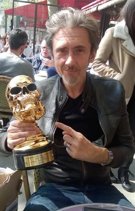 Le trophée Screamfest !