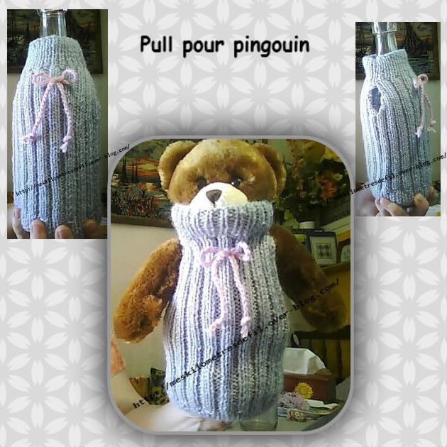 PULL POUR PINGOUINS