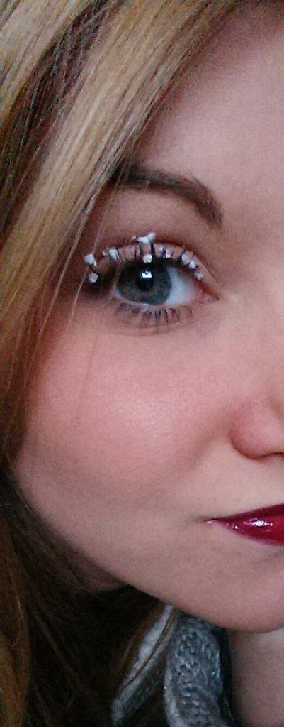 Maquillage neige
