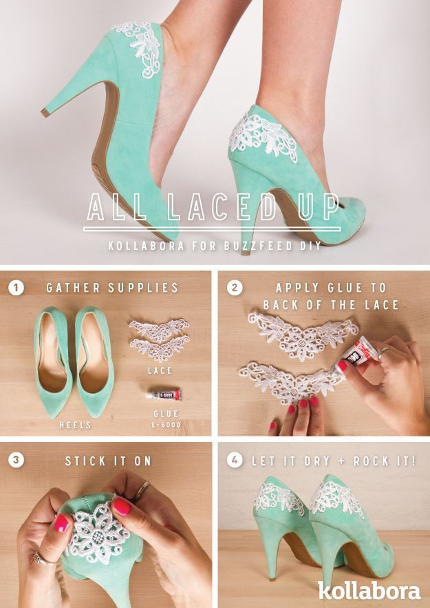 Relooker vos chaussures pour les fêtes et éviter le mal aux pieds