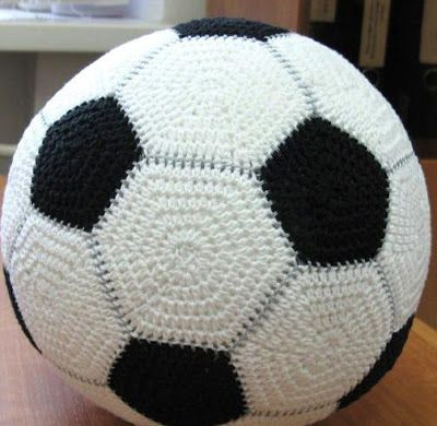 Ballon de foot et diagramme