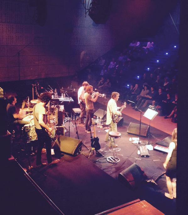 concert A'LIVE