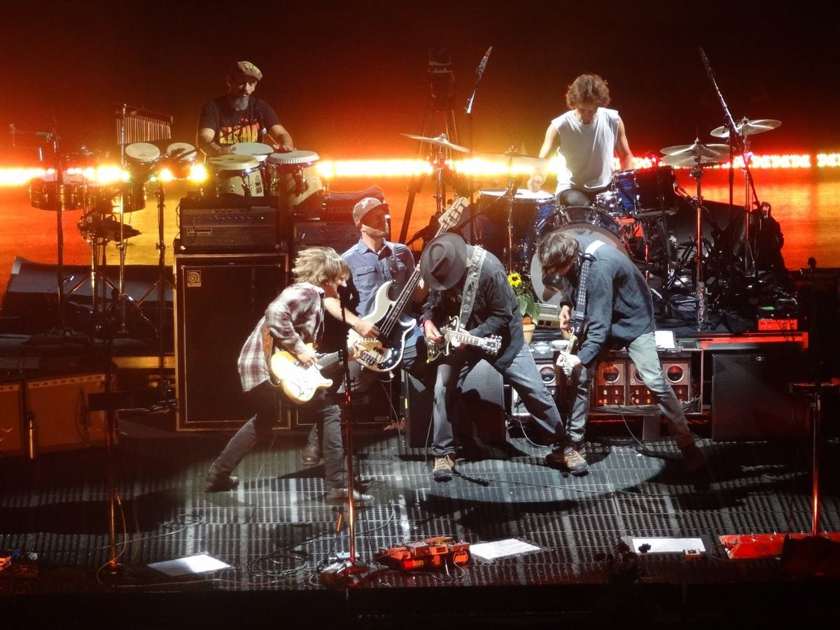 Neil Young and the promise of real, Lyon, 15 Juin 2016