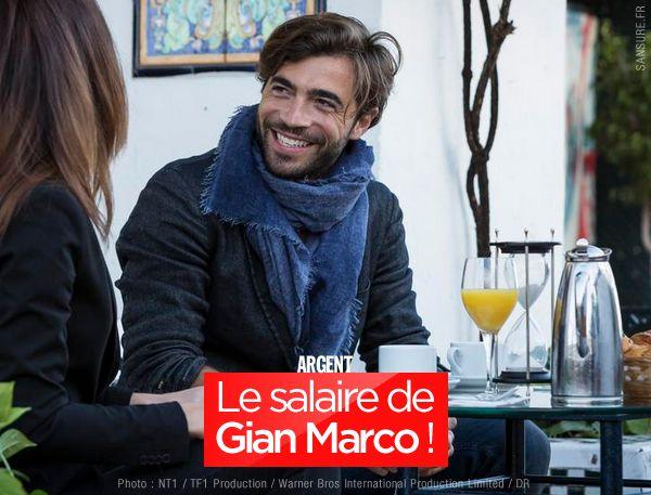 Le salaire de Gian Marco ! #Bachelor