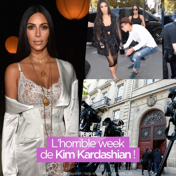 L'horrible week de Kim Kardashian ! #Bijoux