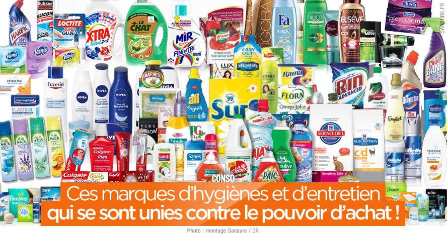 Ces marques d'hygiènes et d'entretien qui se sont unies contre le pouvoir d'achat ! #business