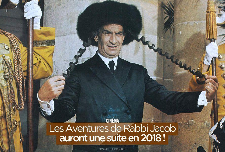 Les Aventures de Rabbi Jacob auront une suite en 2018 ! #RabbiJacob