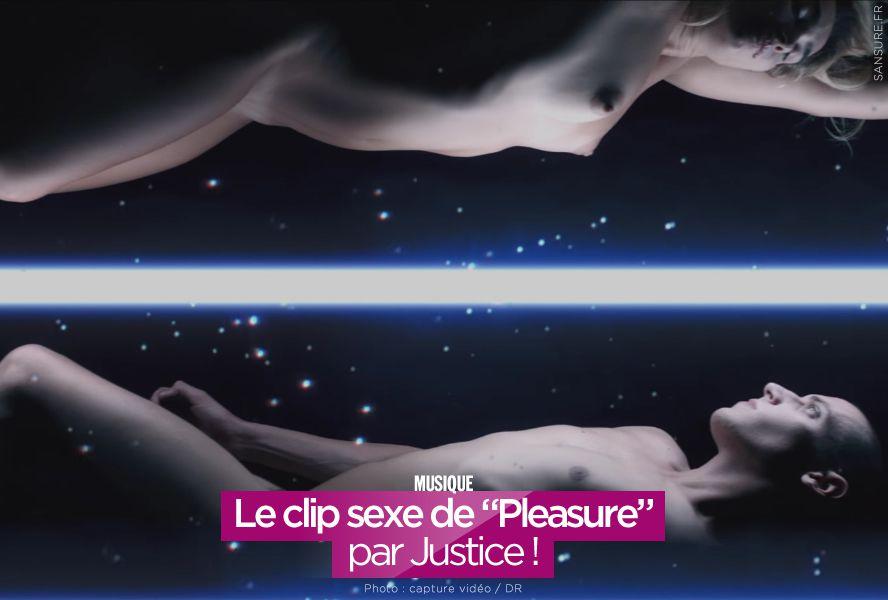 Le clip sexe de « Pleasure » par Justice ! #Pleasure