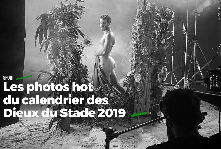 Calendrier Les Dieux Du Stade 2019.Les Photos Hot Du Calendrier Des Dieux Du Stade 2019