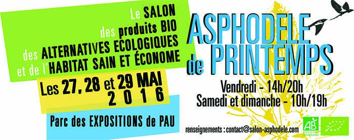 Salon Asphodèle
