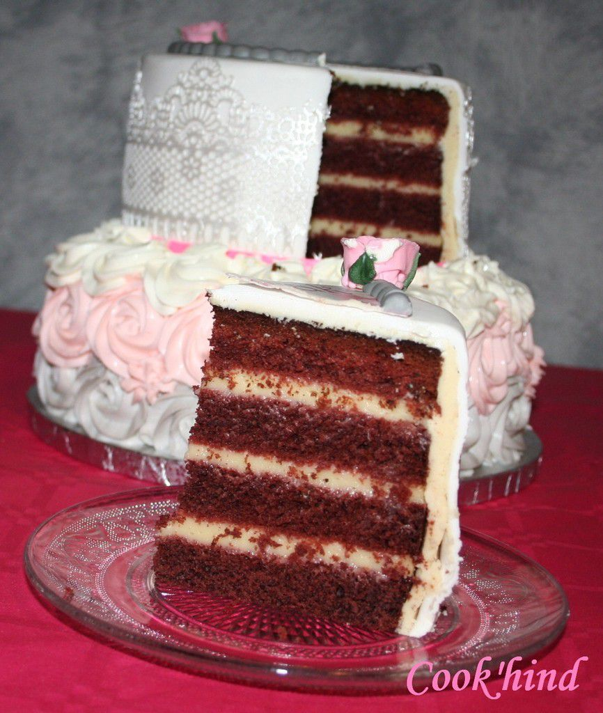 Cake Design Recette Gateau Chocolat : Layer cake design theme
