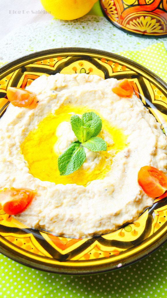 baba ghanouj recette libanaise aux d lices du palais. Black Bedroom Furniture Sets. Home Design Ideas