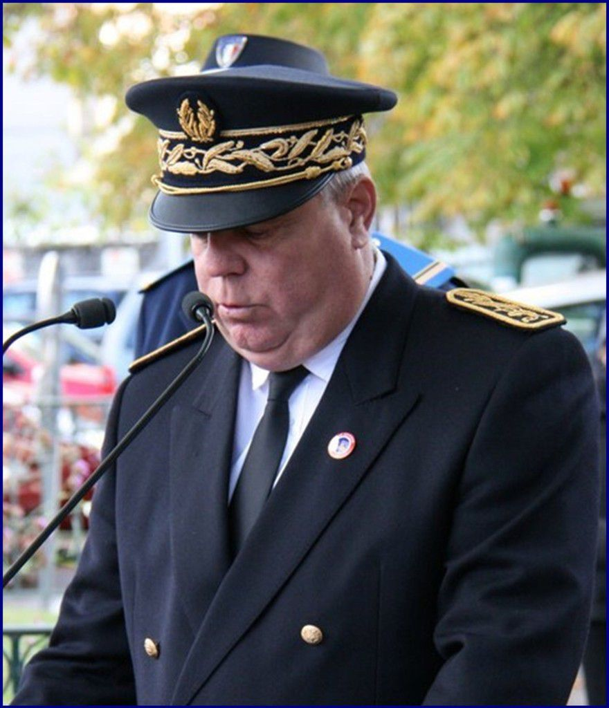 Monsieur Bernard ROUDIL nommé sous-préfet de Tournon (Ardèche)