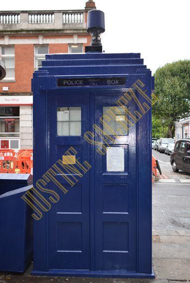 Le TARDIS !
