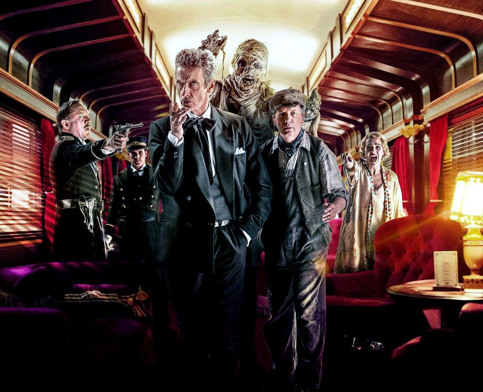 Doctor Who Saison 8, Making-of, suite (3) !