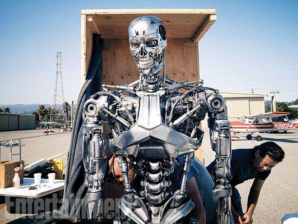Terminator est de retour ! (c.a.s.i.)