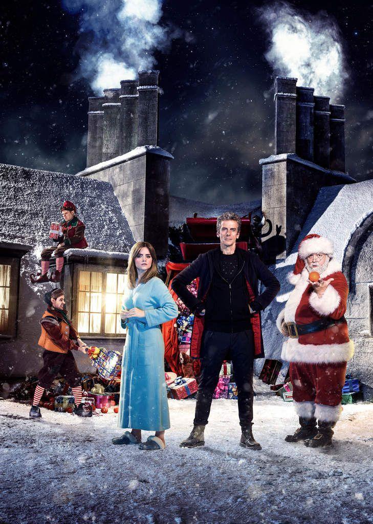 Le Sépcial Noël sera diffuser le Jeudi 25 Décembre sur la BBC ! (bbc.co.uk)
