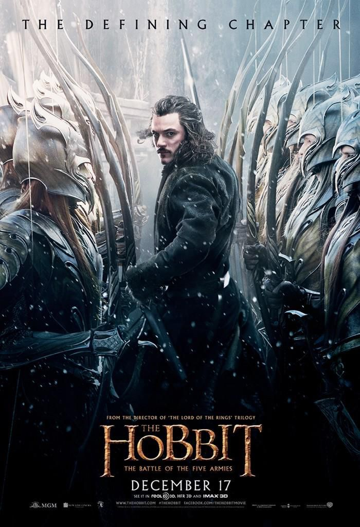 The Hobbit : The Battle of Five Armies, making-of !