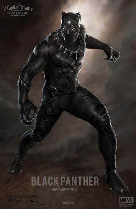 La toute première image de Concept Art offerte par Marvel !