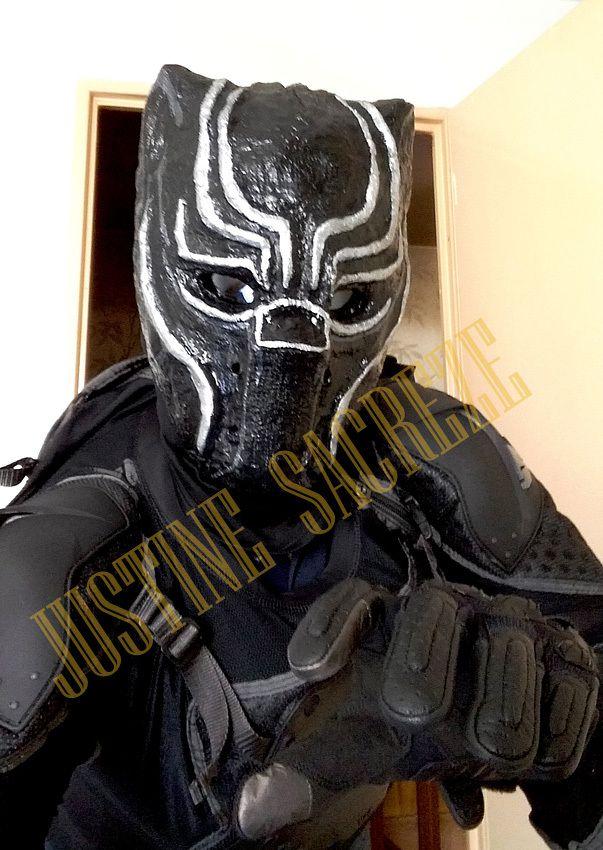 Vue d'artiste de Black Panther par Nokinstars !