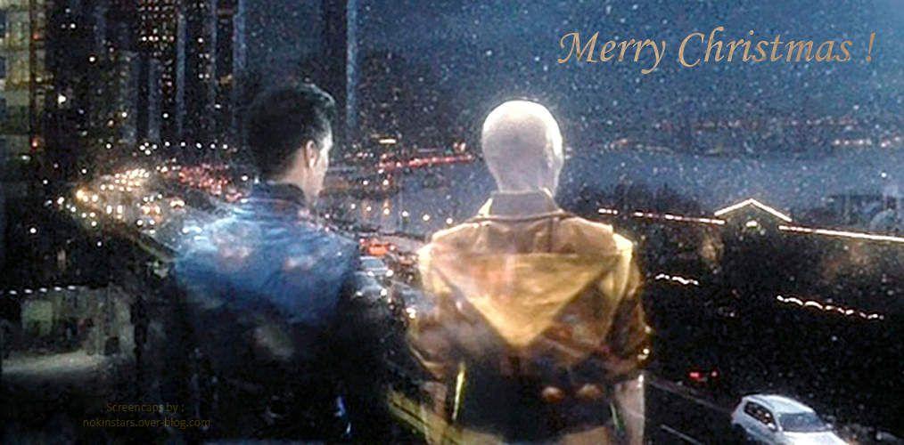 Nokinstars vous souhaite un très joyeux Noël à toutes et tous à travers cette scène de Doctor Strange qui m'a beaucoup touché ! Je dédie cette séquence à ma Grand Mère bien aimée.