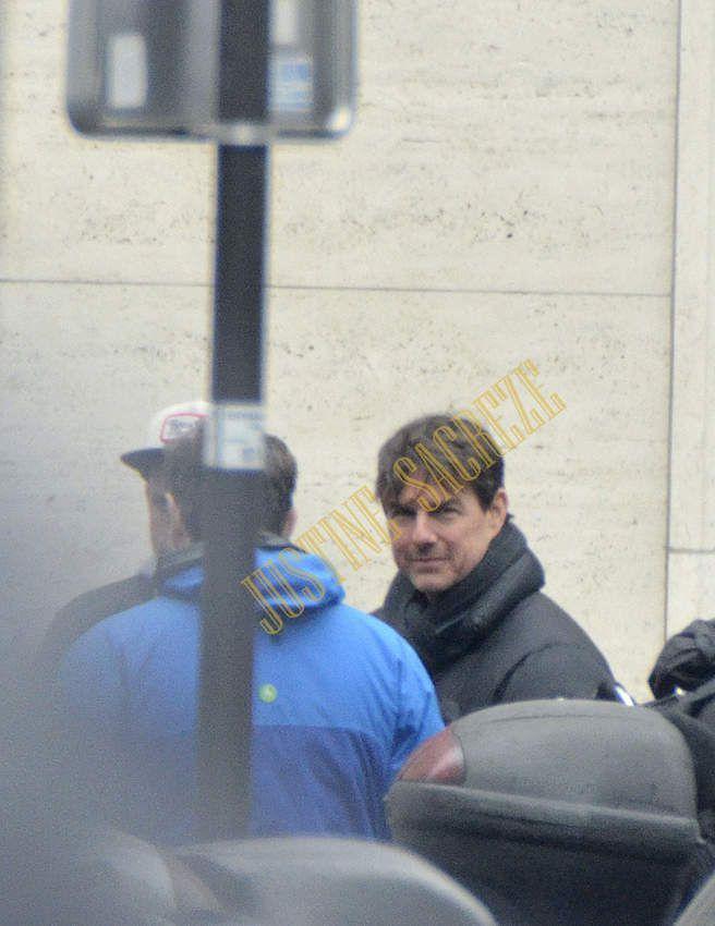 Le sourire malicieux de Tom Cruise pour Nokinstars !