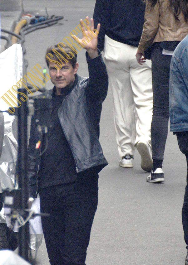 Mission Impossible 6 Tom Cruise, course poursuite rue de Nesle Paris VI !