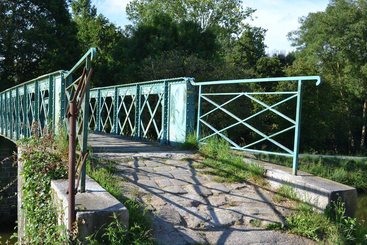 balade à vélo le long du canal d'Ille-et-Rance