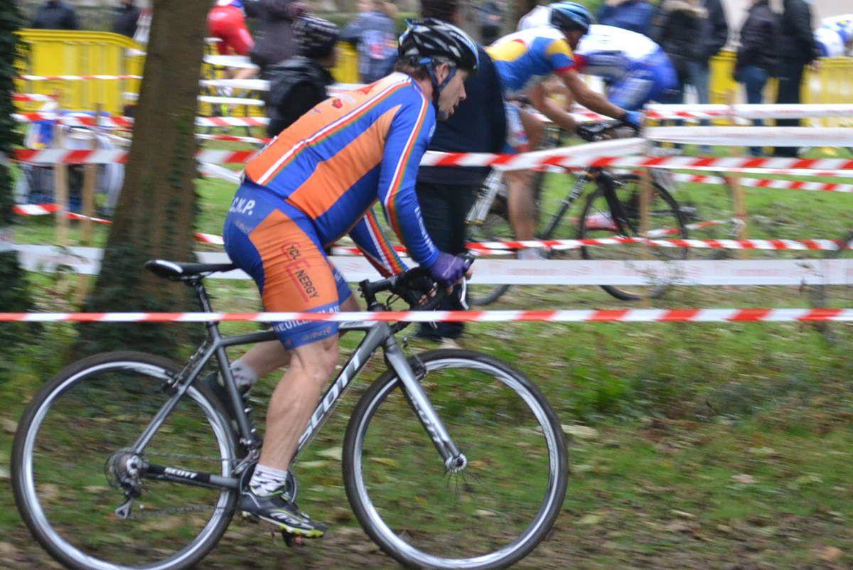 Wissous: 9 nov. 2014: ma 700è course terminée.