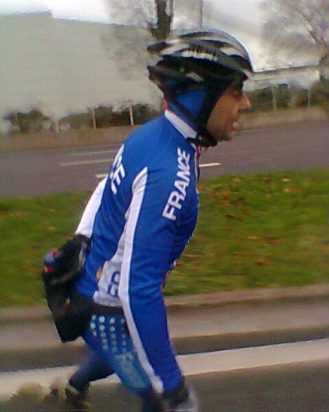 Jean-Jacques MORPURGO : Rollers, Patins à roulettes et Cyclisme.