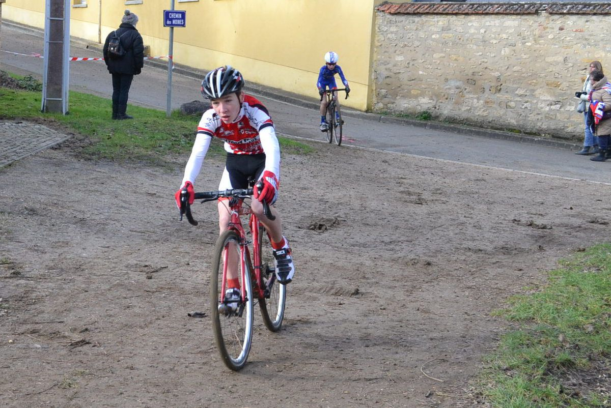 Oinville (78); Cyclo-Cross Mimîmes: 18 01 2015