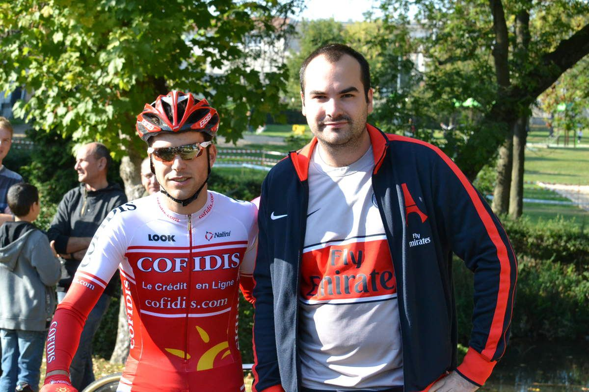 Wissous 2012 : cyclo-cross