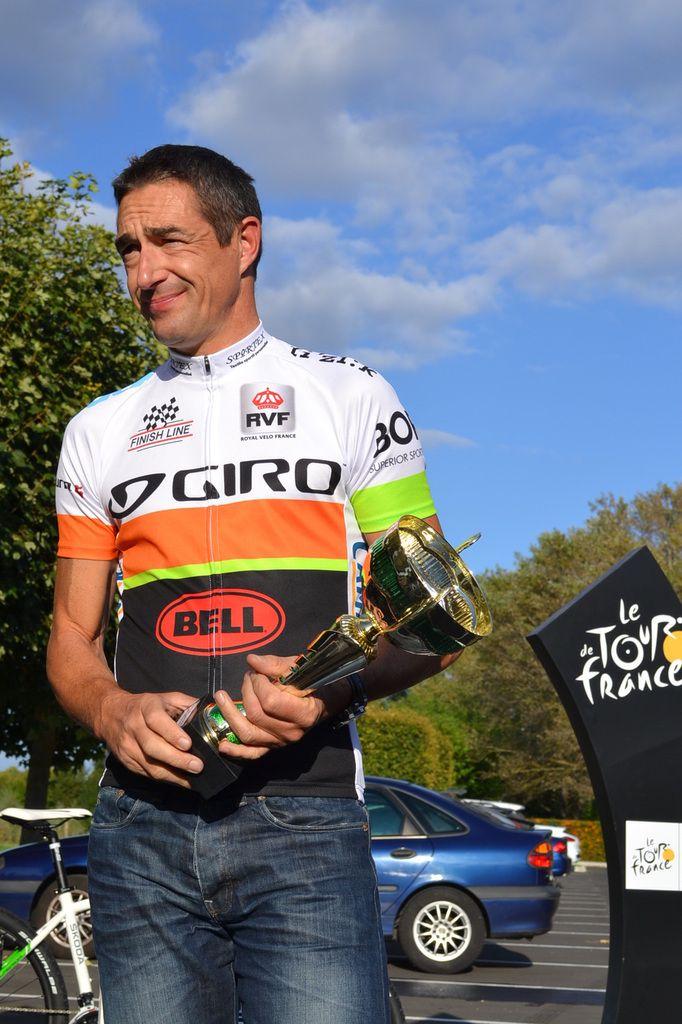 """Le podium des """"2è catégories"""""""