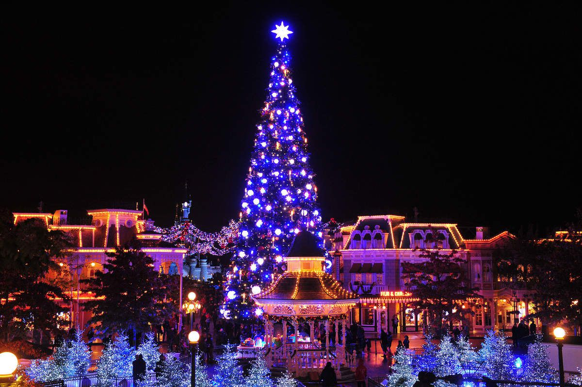 Noël à Disneyland Paris 2015